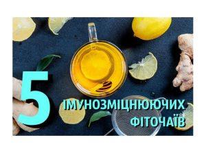 """Топ 5 найкращих рецептів трав""""яних чаїв цієї осені"""
